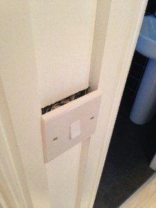 TW Snag Light Switch