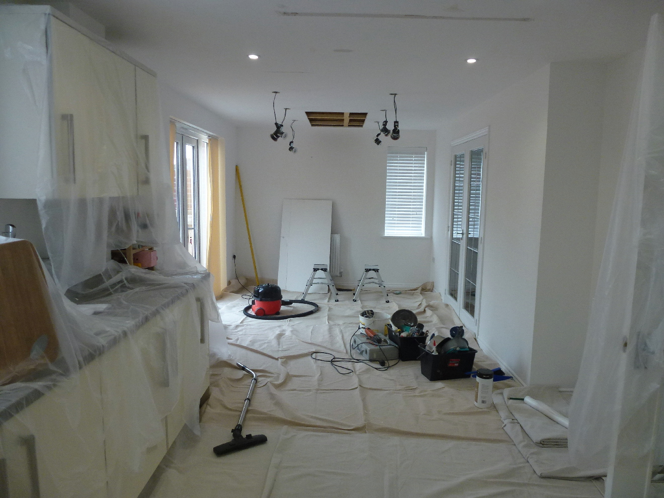 Taylor Wimpey remedial work after 9 months