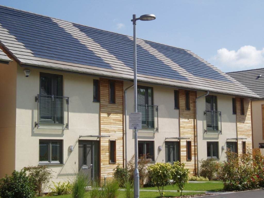 Zero Carbon New Homes