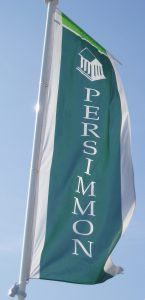 Persimmon homes flag