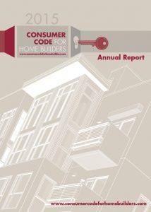Annual Report Consumer Code