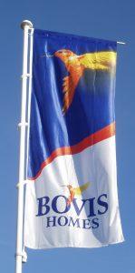 Bovis Flag