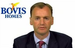 Bovis CEO David Ritchie