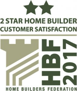 Bovis get a HBF Survey 2 star rating