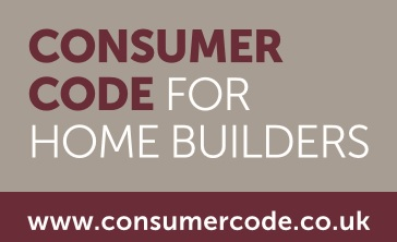 Consumer Code for Home Builders Logo