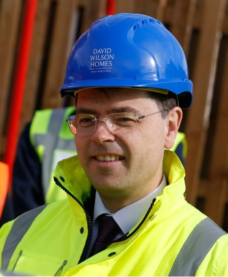 James Brokenshire - busy doing nothing